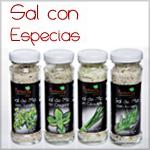 Sal con Especias
