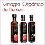 Vinagres Orgánicos de Fruta